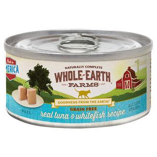 Whole Earth Farms 5oz Tuna & Whitefish