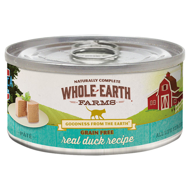 Whole Earth Farms 5oz Real Duck Pate