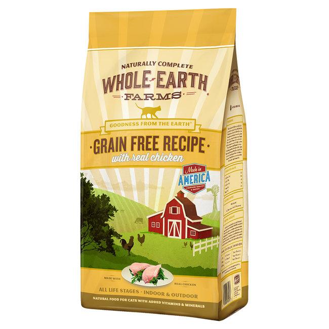 Whole Earth Farms 5lbs Grain Free Chicken