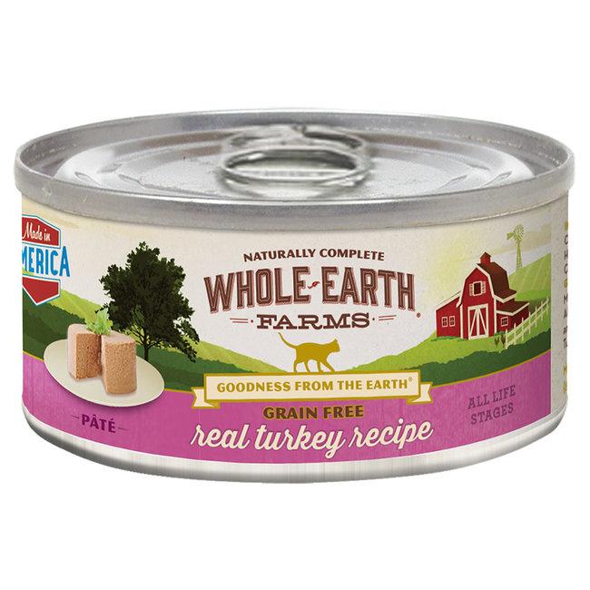 Whole Earth Farms 5oz Real Turkey Pate