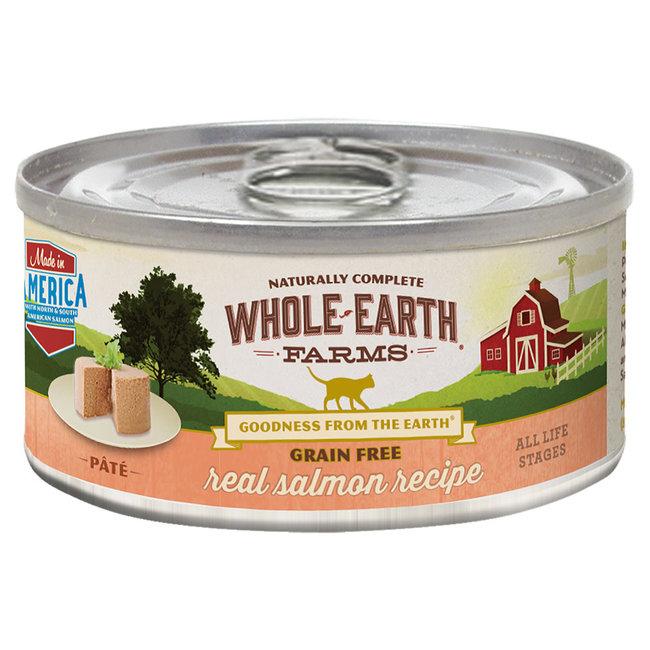 Whole Earth Farms 5oz Real Salmon