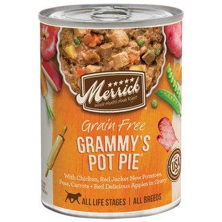 Merrick 12.7oz Grammy's Pot Pie