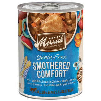 Merrick 12.7oz Smothered Comfort