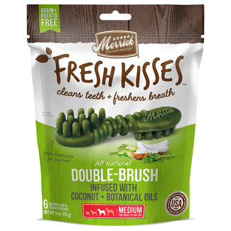 Merrick 6oz Medium Coconut Fresh Kisses