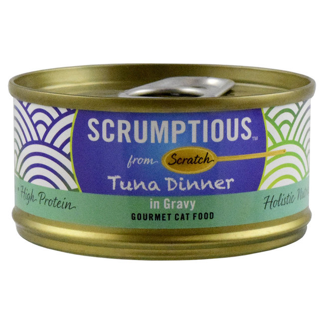 Scrumptious 2.8oz tuna dinner