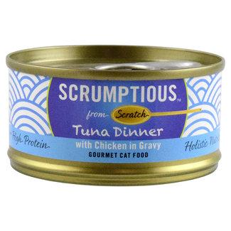 Scrumptious 2.8oz Red Meat Tuna & Chicken