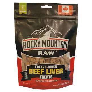 Rocky Mountain Raw Freeze Dried Beef Liver