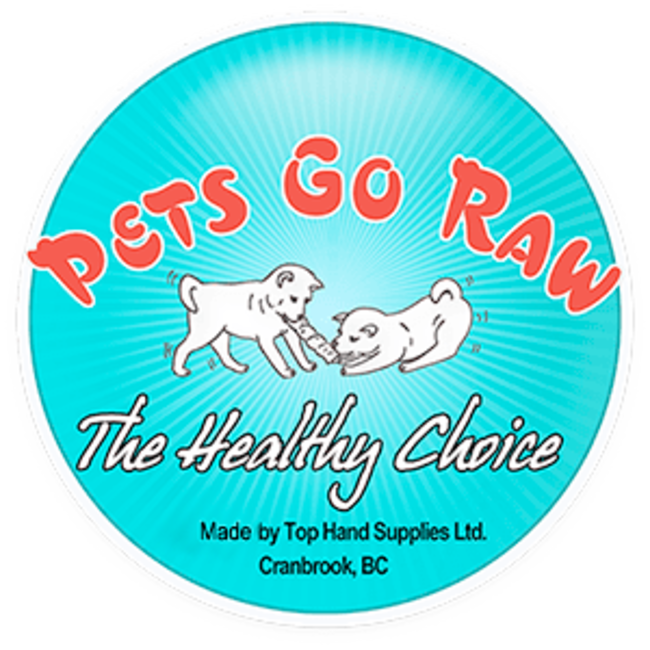 Pets Go Raw 2lb Cat Chicken Meal