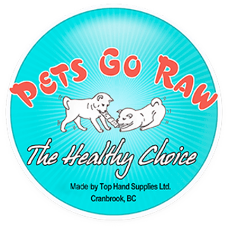 Pets Go Raw Squid Sticks