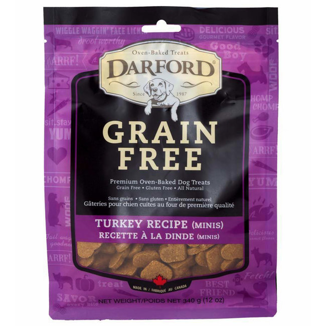 Darford 12oz Grain Free Turkey
