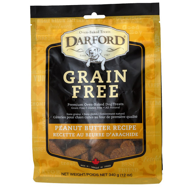 Darford 12oz Grain Free Peanut Butter