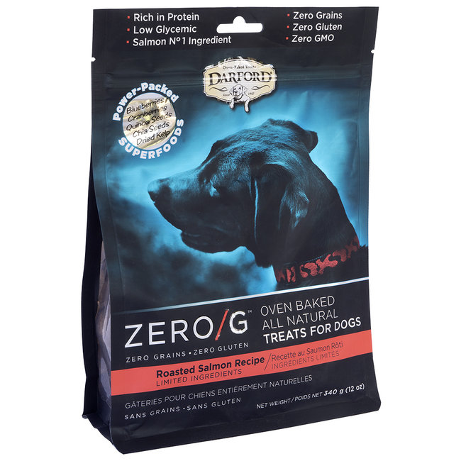 Darford 12oz Zero/G Roasted Salmon Recipe