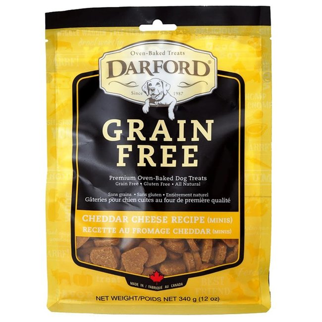 Darford 12oz Grain Free Cheddar Cheese