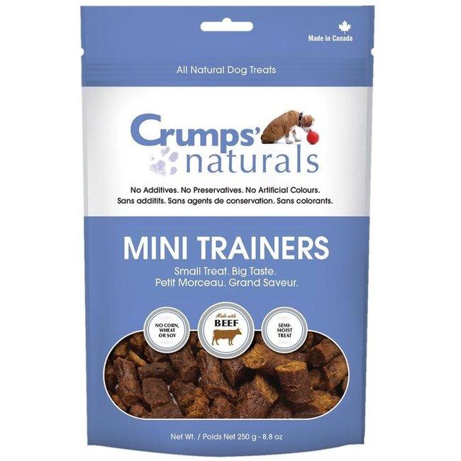 Crumps 120g Beef Mini Trainers