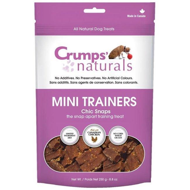 Crumps 120g Mini Chic Snaps