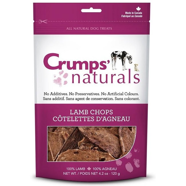 Crumps 55g Lamb Chops