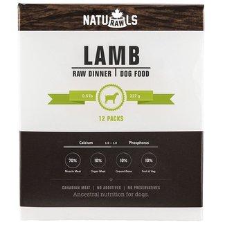 Naturawls 6lb Lamb & Veggie
