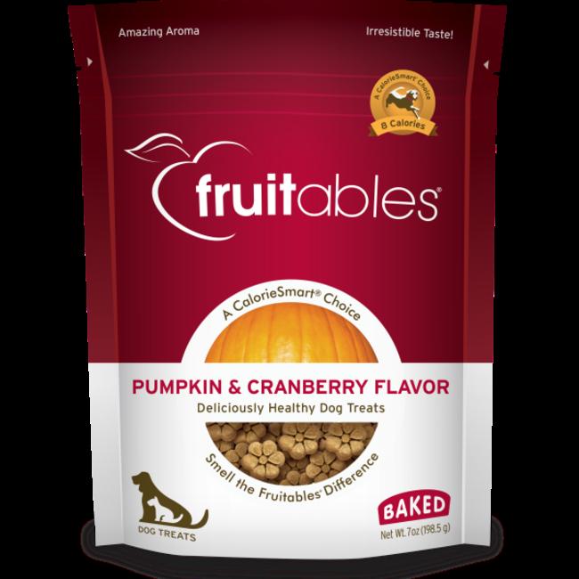 Fruitables 7oz Crunchy Pumpkin  & Cranberry