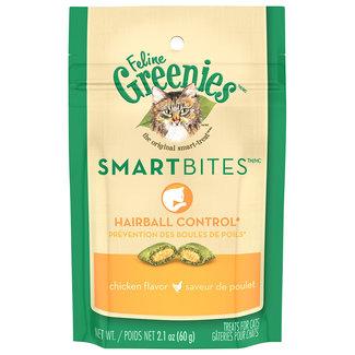 Greenies 60g Hairball Control Chicken