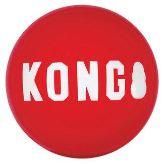 Kong Signature Red Squeaker Ball Bulk