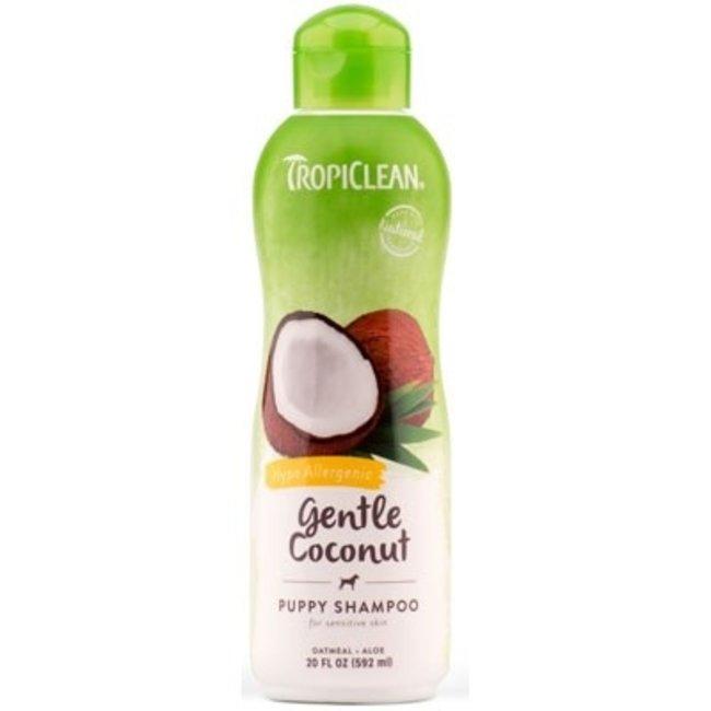 Tropiclean 20oz Gentle Coconut Hypo Allergenic Shampoo