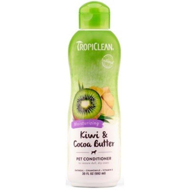 Tropiclean 20oz Kiwi & Cocoa Butter Conditioner