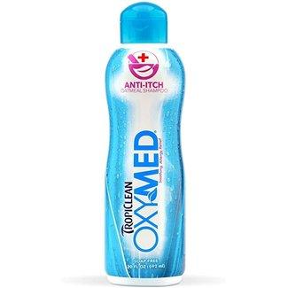 Tropiclean 20oz Oxymed Anit-Itch Shampoo