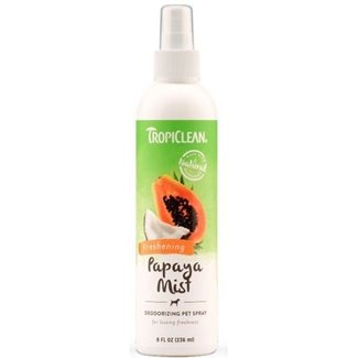 Tropiclean 7.4oz Papaya Pet Mist