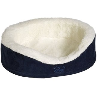 """Midwest 36"""" Nesting Navy Bed"""