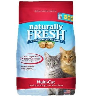 Naturally Fresh Multi-Cat Clumping Litter
