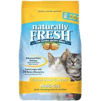 Naturally Fresh Ultra Odor Control Clumping Litter