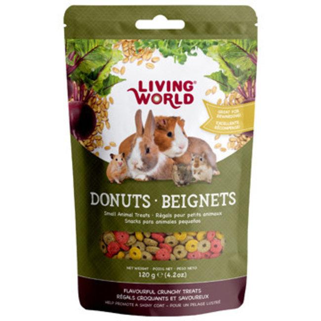 Living World 120g Donuts