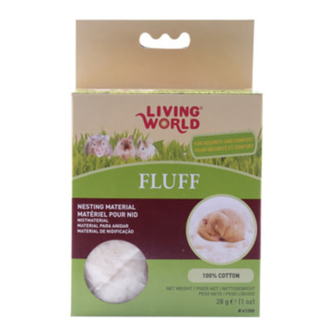 Living World 1oz Fluff