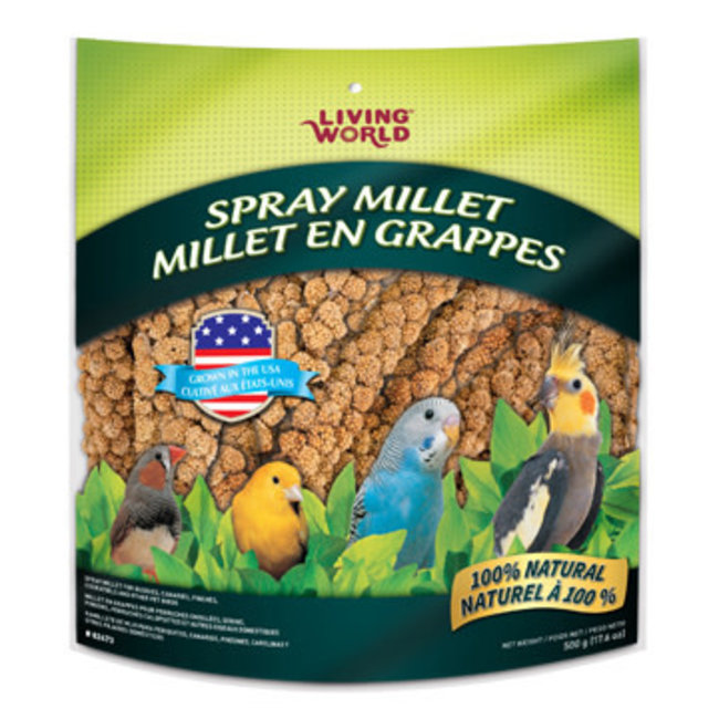 Living World 508g Millet