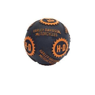 Coastal HD Vinyl Ball Black & Orange