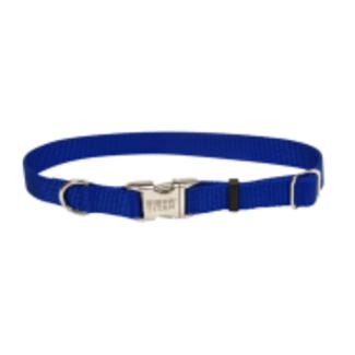 Coastal Adjustable Nylon Collar with Titan Buckle