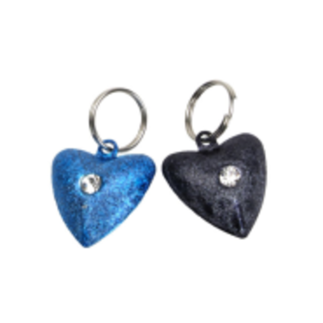 Coastal 2 Pack Heart Bells
