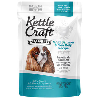 Kettle Craft 6oz Small Bites Salmon & Sea Kelp