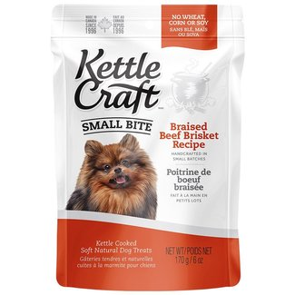 Kettle Craft 6oz Small Bites Beef Brisket