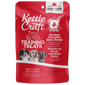 Kettle Craft 6oz Bacon Training Treat