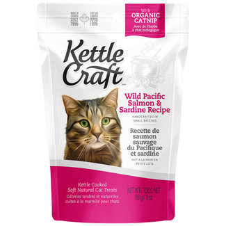 Kettle Craft 85g Salmon & Sardine