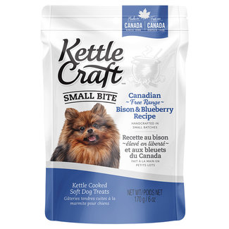 Kettle Craft 6oz Bison & Blueberry