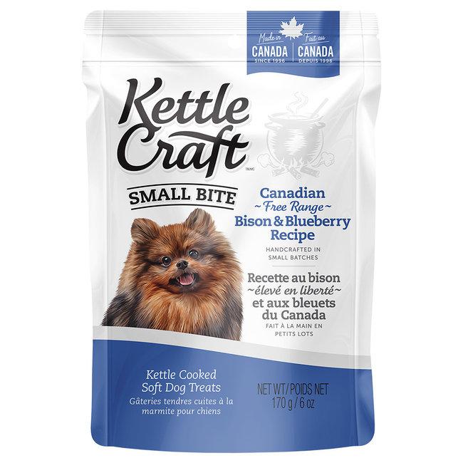 Kettle Craft 6oz Bison & Blueberry