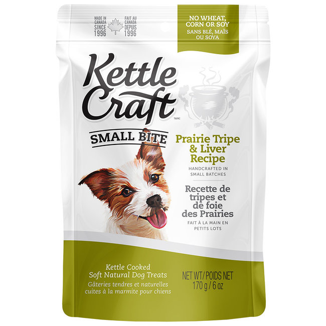 Kettle Craft 6oz Small Bite Tripe & Liver