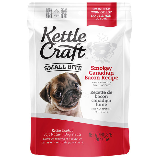 Kettle Craft 6oz Small Bites Bacon