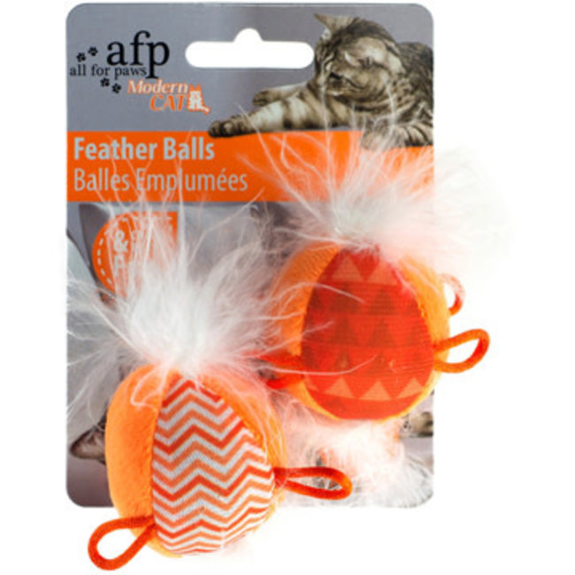 AFP Feather Ball