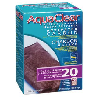 Aqua Clear Carbon Filter Replacement