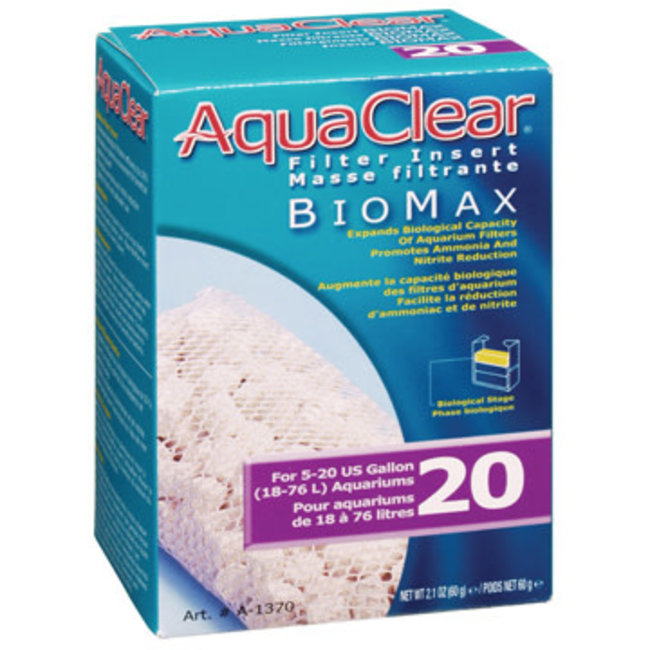 Aqua Clear BioMax Filter Replacement