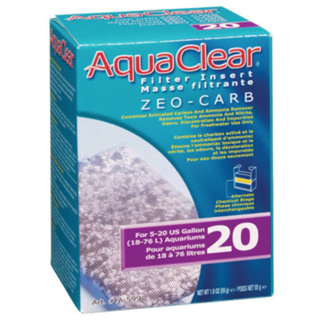 Aqua Clear Zero Carbon Filter Replacement
