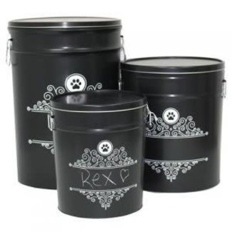 Be One Breed Med Black Container